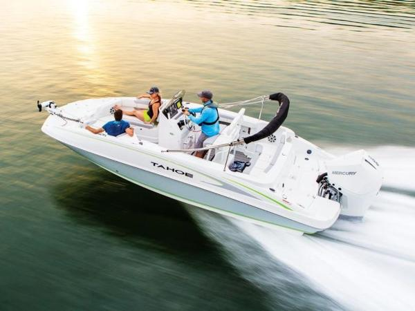 2021 Tahoe boat for sale, model of the boat is 2150 CC & Image # 4 of 77