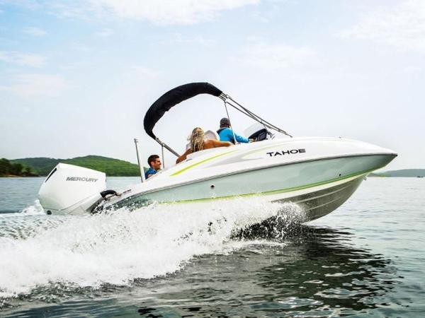 2021 Tahoe boat for sale, model of the boat is 2150 CC & Image # 8 of 77