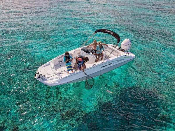 2021 Tahoe boat for sale, model of the boat is 2150 CC & Image # 10 of 77