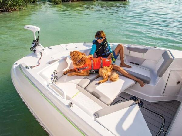2021 Tahoe boat for sale, model of the boat is 2150 CC & Image # 57 of 77