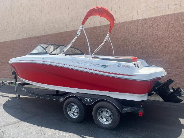 2021 Tahoe boat for sale, model of the boat is 500 TS & Image # 3 of 28
