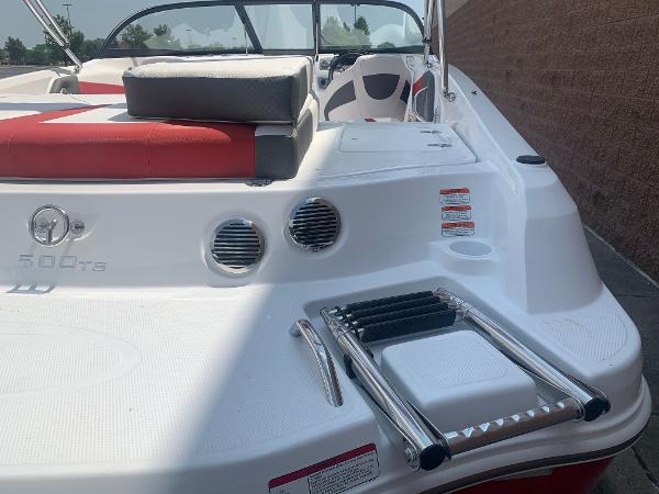 2021 Tahoe boat for sale, model of the boat is 500 TS & Image # 5 of 28