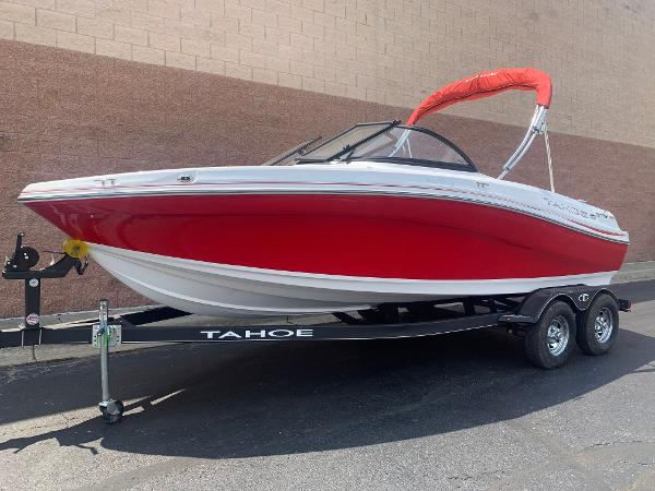 2021 Tahoe boat for sale, model of the boat is 500 TS & Image # 27 of 28