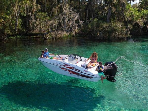 2022 Tahoe boat for sale, model of the boat is T16 & Image # 2 of 56