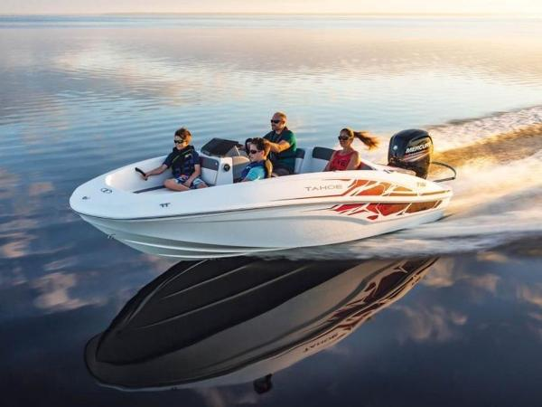 2022 Tahoe boat for sale, model of the boat is T16 & Image # 3 of 56