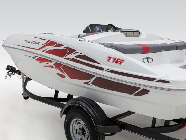 2022 Tahoe boat for sale, model of the boat is T16 & Image # 16 of 56