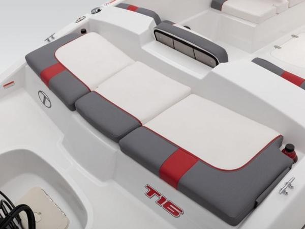 2022 Tahoe boat for sale, model of the boat is T16 & Image # 19 of 56