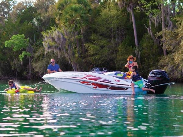 2022 Tahoe boat for sale, model of the boat is T16 & Image # 21 of 56