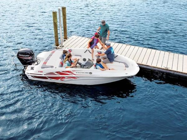 2022 Tahoe boat for sale, model of the boat is T16 & Image # 22 of 56