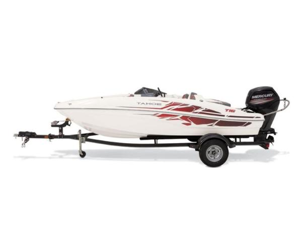 2022 Tahoe boat for sale, model of the boat is T16 & Image # 33 of 56