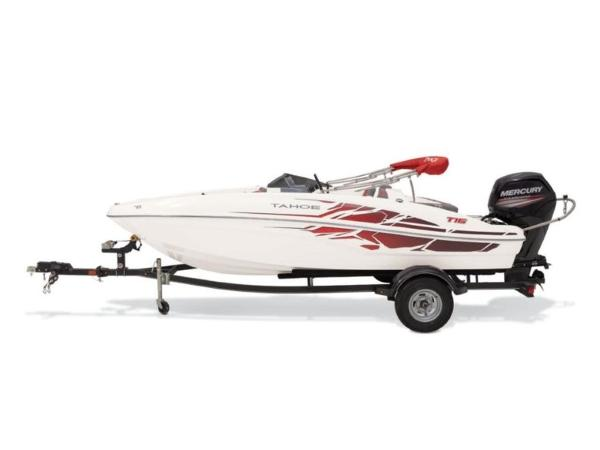 2022 Tahoe boat for sale, model of the boat is T16 & Image # 35 of 56
