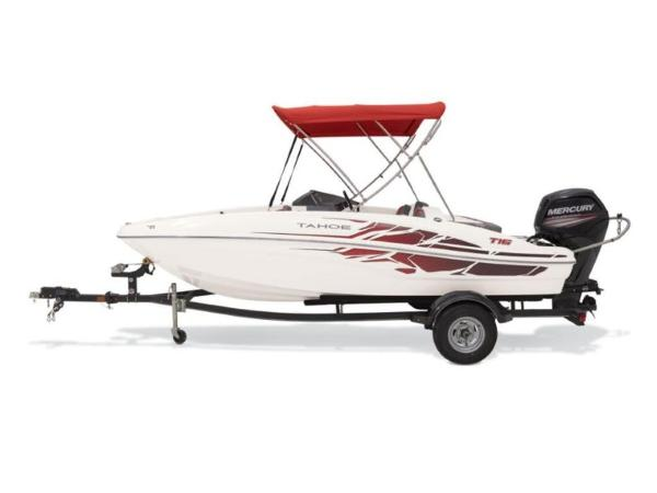 2022 Tahoe boat for sale, model of the boat is T16 & Image # 39 of 56