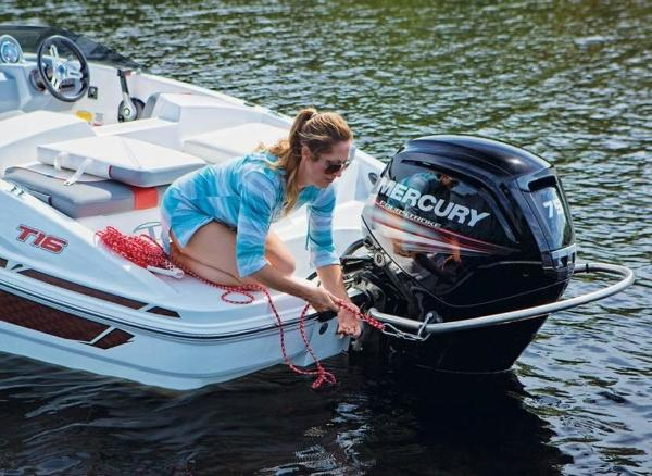 2022 Tahoe boat for sale, model of the boat is T16 & Image # 42 of 56