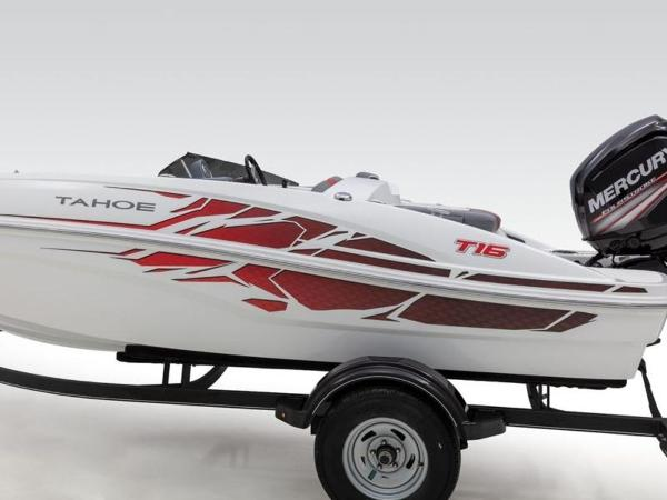 2022 Tahoe boat for sale, model of the boat is T16 & Image # 44 of 56