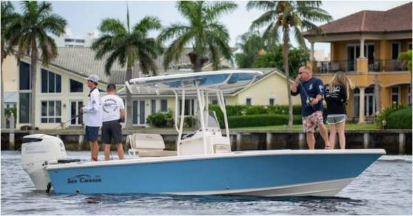 2021 Sea Chaser boat for sale, model of the boat is 23 LX & Image # 1 of 4