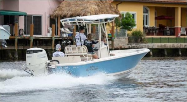 2021 Sea Chaser boat for sale, model of the boat is 23 LX & Image # 4 of 4