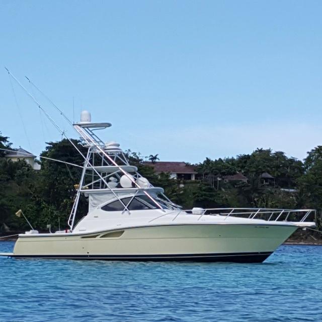 Tiara Yachts Open