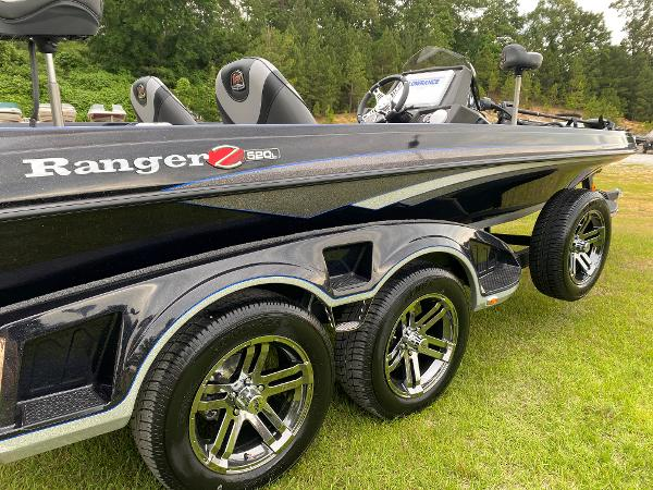 2021 Ranger Boats boat for sale, model of the boat is Z520L RANGER CUP EQUIPPED & Image # 8 of 42