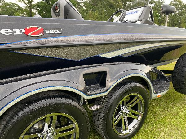 2021 Ranger Boats boat for sale, model of the boat is Z520L RANGER CUP EQUIPPED & Image # 6 of 42