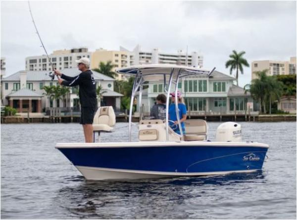 2021 Sea Chaser boat for sale, model of the boat is 21 LX & Image # 1 of 4