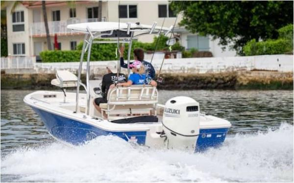 2021 Sea Chaser boat for sale, model of the boat is 21 LX & Image # 2 of 4
