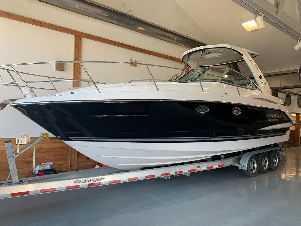 2021 Monterey boat for sale, model of the boat is 335 Sport Yacht & Image # 2 of 52