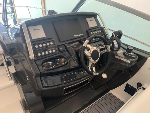 2021 Monterey boat for sale, model of the boat is 335 Sport Yacht & Image # 23 of 52