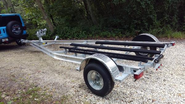 2022 LOAD RITE TRAILERS BA183100102T Aluminum Bass Boat Trailer