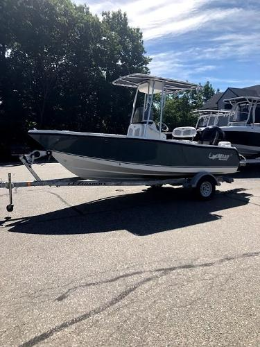 2020 Mako boat for sale, model of the boat is 184 CC & Image # 1 of 8