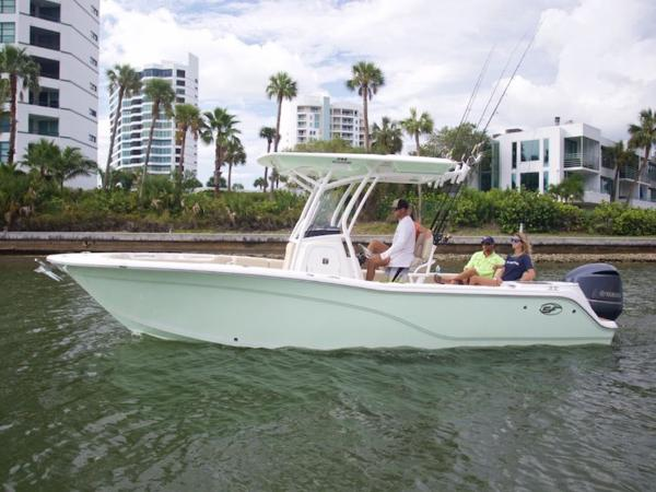 2021 SEA FOX 248 COMMANDER for sale