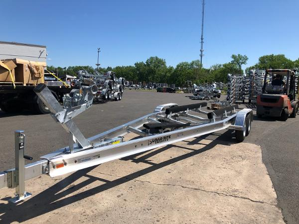 2022 LOAD RITE TRAILERS 5S-AC26T6700102LTB1 Aluminum Tandem Torsion Axle
