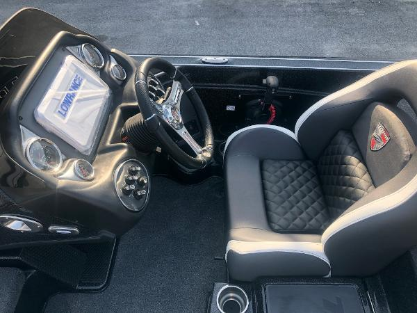 2021 Triton boat for sale, model of the boat is 20 TRX Patriot & Image # 23 of 35