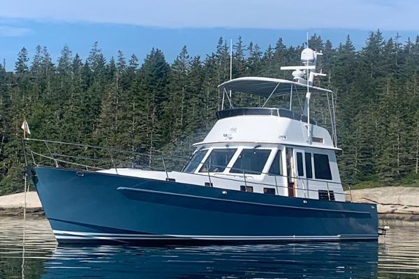 2002 Legacy Yachts 52 thumbnail