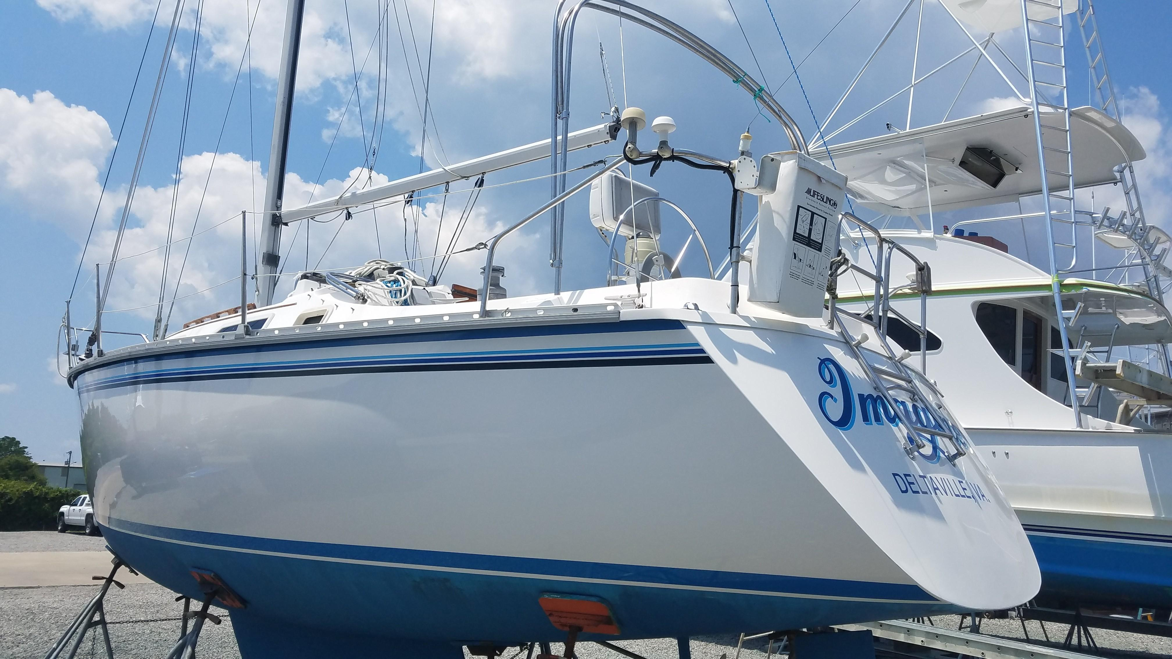 NC 5322 EE Knot 10 Yacht Sales