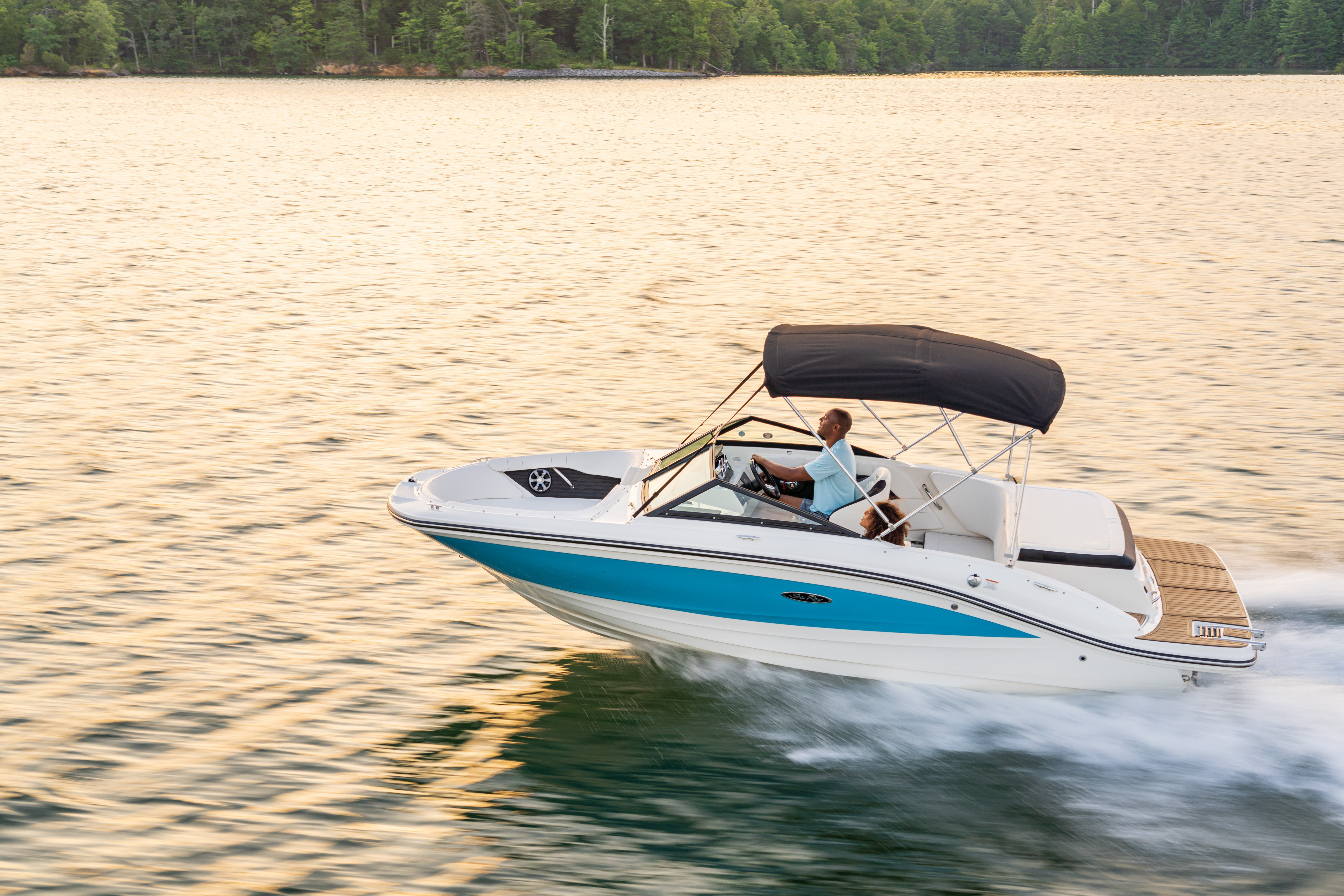 2021 Sea Ray 190 Sport thumbnail