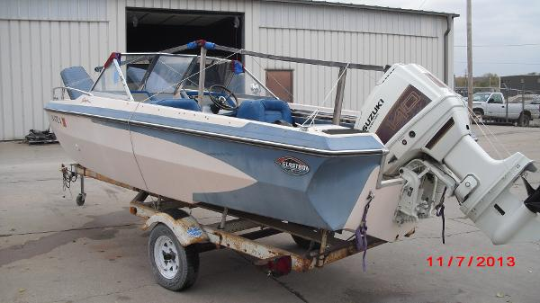 1972 Glastron boat for sale, model of the boat is 176 BOWRIDER & Image # 12 of 23