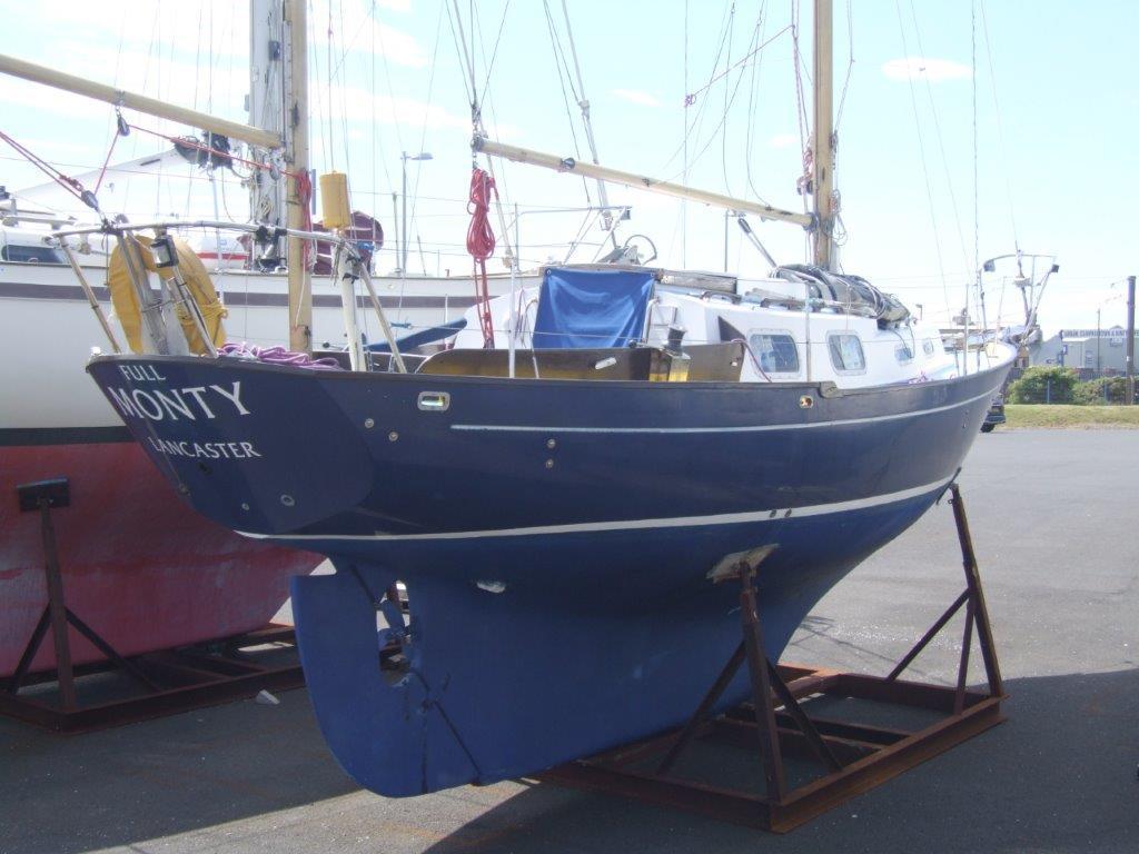 Nantucket Boat Works Clipper