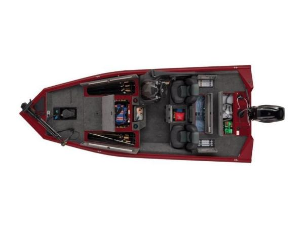 2021 Tracker Boats boat for sale, model of the boat is Pro Team 175 TXW® & Image # 4 of 38
