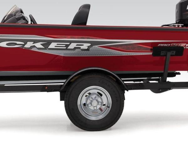 2021 Tracker Boats boat for sale, model of the boat is Pro Team 175 TXW® & Image # 11 of 38
