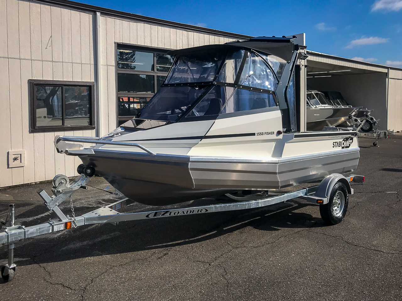 2022 STABICRAFT 1550 Fisher - ON ORDER