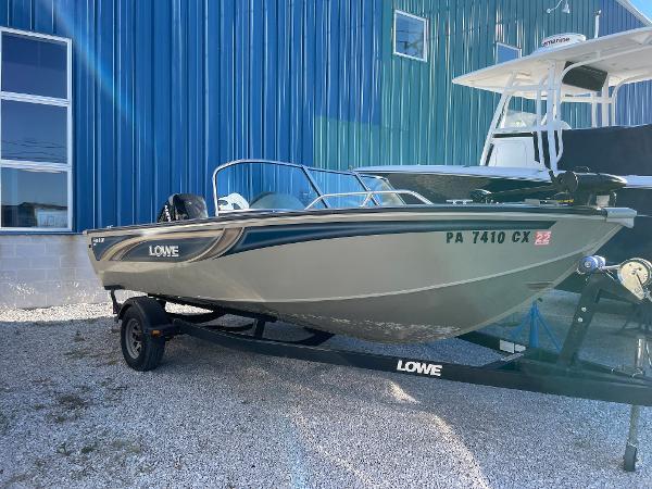 2006 Lowe Fish & Ski FS185