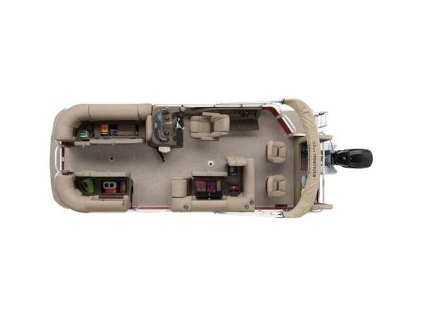 2022 Sun Tracker boat for sale, model of the boat is SportFish™ 22 DLX & Image # 2 of 55