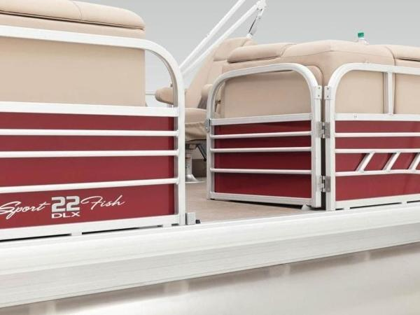 2022 Sun Tracker boat for sale, model of the boat is SportFish™ 22 DLX & Image # 4 of 55