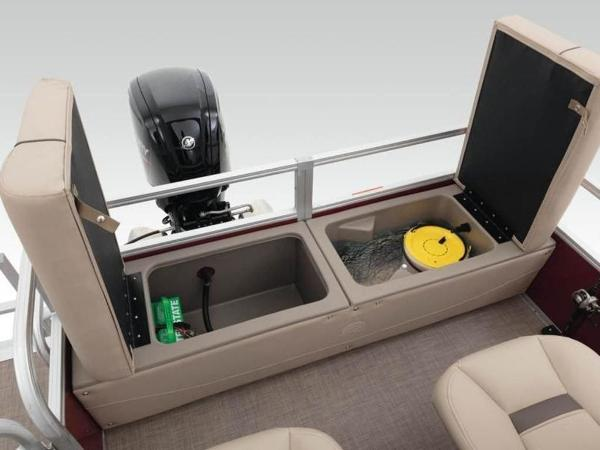 2022 Sun Tracker boat for sale, model of the boat is SportFish™ 22 DLX & Image # 29 of 55
