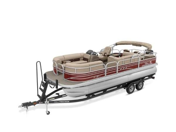 2022 Sun Tracker boat for sale, model of the boat is SportFish™ 22 DLX & Image # 47 of 55