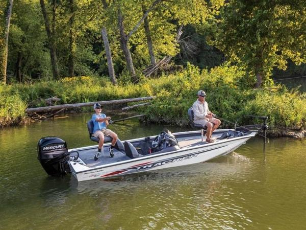 2021 Tracker Boats boat for sale, model of the boat is Pro Team 175 TXW® Tournament Ed. & Image # 2 of 50