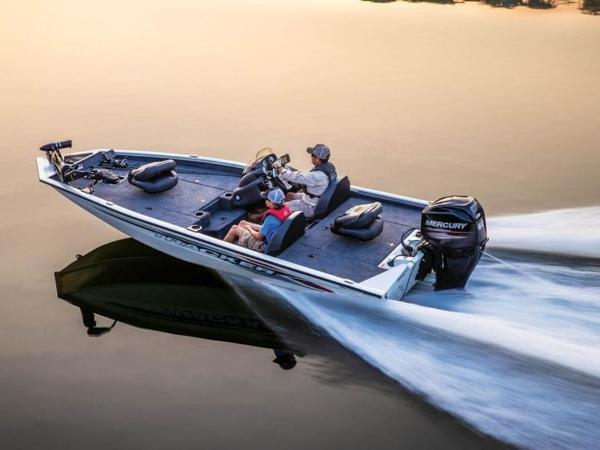 2021 Tracker Boats boat for sale, model of the boat is Pro Team 175 TXW® Tournament Ed. & Image # 3 of 50