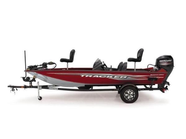2021 Tracker Boats boat for sale, model of the boat is Pro Team 175 TXW® Tournament Ed. & Image # 10 of 50