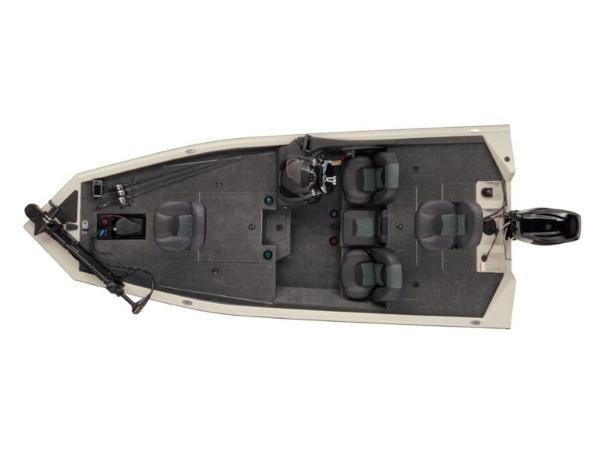 2021 Tracker Boats boat for sale, model of the boat is Pro Team 175 TXW® Tournament Ed. & Image # 11 of 50