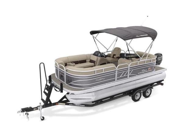 2022 Sun Tracker boat for sale, model of the boat is PARTY BARGE® 20 DLX & Image # 42 of 45